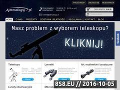 Miniaturka Astrozakupy.pl (www.astrozakupy.pl)