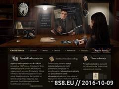 Miniaturka Usługi detektywistyczne (www.asvalia.pl)