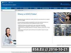 Miniaturka domeny www.aswo.pl