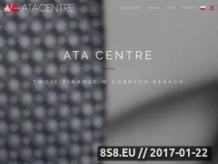 Miniaturka domeny atacentre.pl