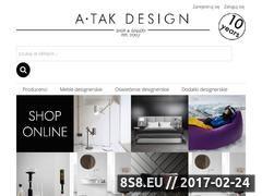 Miniaturka domeny atakdesign.pl