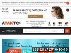Miniaturka domeny www.atakto.pl
