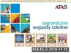 Miniaturka domeny www.atas.pl