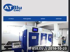 Miniaturka domeny www.atblucnc.pl