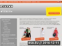 Miniaturka domeny www.atest.net.pl