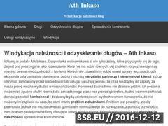 Miniaturka domeny www.athinkaso.pl