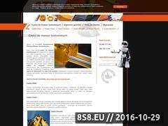 Miniaturka domeny www.atl-czesci.pl