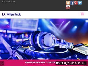 Zrzut strony DJ Atlantick - DJ na wesele Lublin, DJ na wesele Warszawa