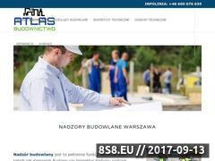 Miniaturka domeny atlasbudownictwo.pl