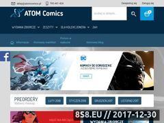 Miniaturka atomcomics.pl (Komiksy Marvel)