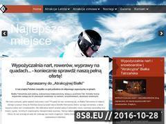 Miniaturka domeny atrakcyjna-bialka.pl