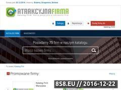 Miniaturka domeny atrakcyjnafirma.pl