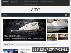 Miniaturka Blog księgowy (aty.pl)