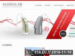 Miniaturka domeny www.audio-lab.pl
