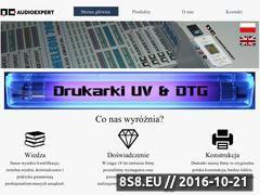 Miniaturka domeny www.audioexpert.com.pl