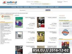 Miniaturka domeny audiom.pl