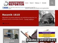 Miniaturka domeny augustowskireporter.pl