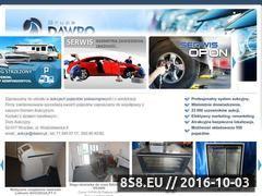 Miniaturka domeny aukcje.dawro.pl