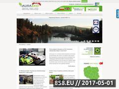 Miniaturka domeny www.auraeko.pl