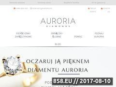Miniaturka auroria.pl (Pierścionek zaręczynowy)