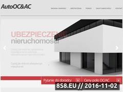 Miniaturka auto-ocac.pl (Auto OC&AC - porady ubezpieczeniowe)