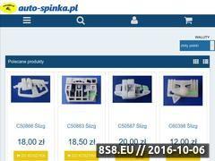 Miniaturka domeny www.auto-spinka.pl