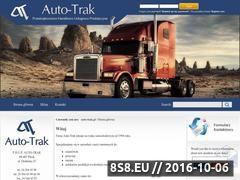 Miniaturka domeny www.auto-trak.pl