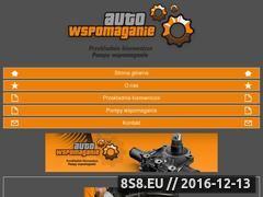 Miniaturka domeny www.auto-wspomaganie.pl