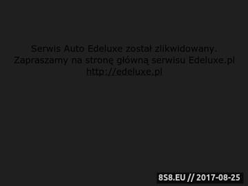 Zrzut strony Samochody Szczecin