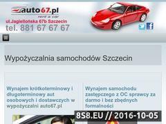 Miniaturka domeny www.auto67.pl