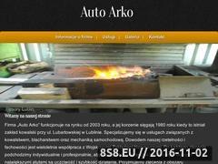 Miniaturka domeny autoarko.pl