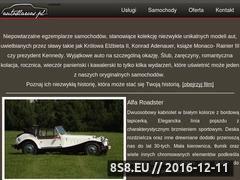 Miniaturka domeny www.autodlawas.pl