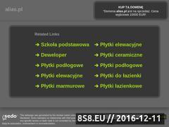 Miniaturka domeny www.autodoslubu.alias.pl