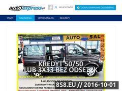 Miniaturka domeny www.autoexpress.pl
