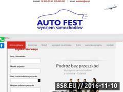 Miniaturka domeny www.autofest.pl