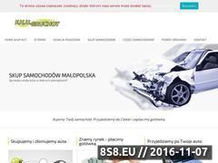 Miniaturka domeny autogruchot.pl