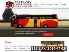 Miniaturka domeny www.autokarwarszawa.pl
