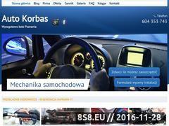 Miniaturka domeny autokorbas.pl