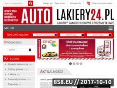 Miniaturka domeny autolakiery24.pl