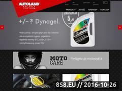 Miniaturka domeny www.autoland.pl