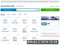 Miniaturka domeny autoline.com.pl