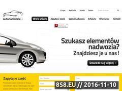 Miniaturka domeny autonadwozie.pl