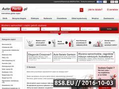 Miniaturka domeny www.autoparto.pl