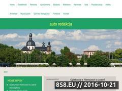 Miniaturka domeny www.autoredakcja.pl