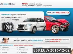 Miniaturka domeny autoskupabc.pl