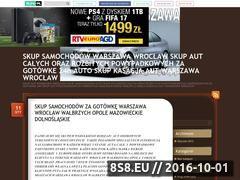 Miniaturka domeny autoskupwarszawa.blog.pl
