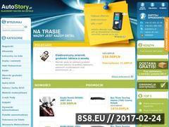 Miniaturka domeny www.autostory.pl
