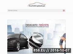 Miniaturka domeny www.autostylizacja.pl