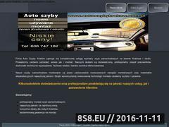 Miniaturka domeny autoszybykrakow.com.pl