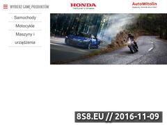 Miniaturka domeny www.autowitolin.pl